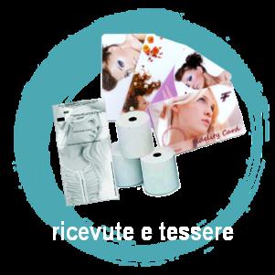 ricevute fiscali personalizzate fidelity card tessere pvc personalizzate per gestionale per parrucchieri gestionale per centri estetici